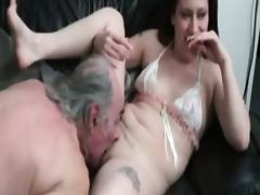 Old and Young, 18 19 Teens, Brunette, Cunt, Doggystyle, Lick