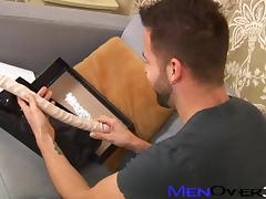 MenOver30 Video: Dildo Rider