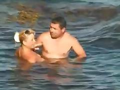 Beach, Beach, Nude, Voyeur