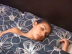 Brunette Getting Fucked In Her Sleep