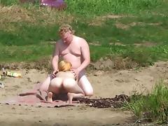 Beach, Beach, Nude, Strip, Voyeur