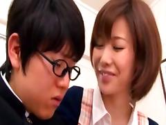 Japanese group sex WF
