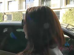 ATKGirlfriends video: Kiera Winters 1 of 3 - A Date at Venice Beach