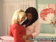 Dido Angel and Tea Colby Want to Make Each Other Squirt!