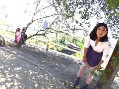Delicious Yuri Myeon Masturbates In A Solo Model Video