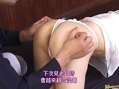 Japanese Old and Young, Anal, Asian, Ass, Asshole, Babe