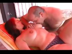 couple fucking on the porch