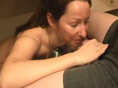Pissing, Amateur, Blowjob, Brunette, Couple, Hardcore
