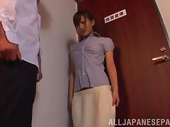Reality Video of a Japanese Girl Tied Up and Toyed