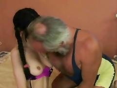 Mom and Boy, Ass Licking, Assfucking, Blowjob, Brunette, College
