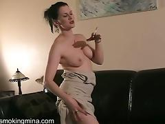 Housewife, Allure, Amateur, Brunette, Fingering, Housewife
