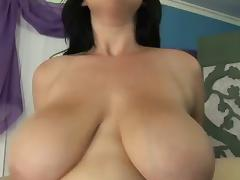 Brunette, BBW, Big Tits, Boobs, Brunette, Hardcore