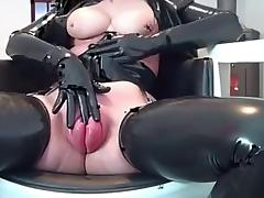 Angry, Angry, BDSM, Latex, Lesbian, Nasty