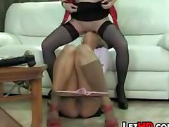 Two Naughty Lesbians