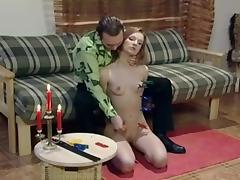 Slave, BDSM, Blowjob, Slave