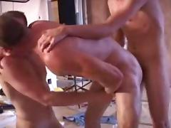 Steaming Hot Gay Orgy   -  nial