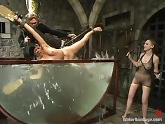 All, BDSM, Bondage, Brunette, MILF, Slave