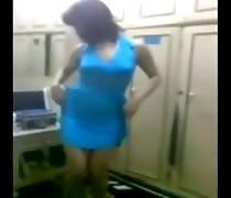Egyptian crossdresser Ingy dance 07