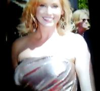 Cum Tribute for Kari Byron