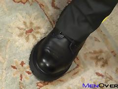 MenOver30 Video: Cock Bent for Leather