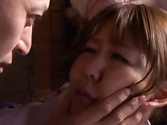 Reiko Sawamura naughty Asian milf gets anal penetration