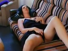 big climax from clitoris rubbing