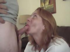 Wife Gives the Perfect Blowjob