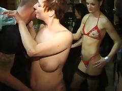 Amateur mature sex party