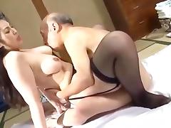 Couple, Asian, Big Tits, Boobs, Couple, Japanese
