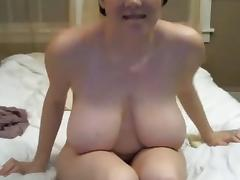 Bed, BBW, Bed, Big Clit, Clit, Hairy