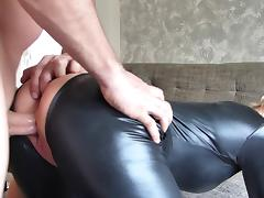 Latex, Amateur, Catsuit, Latex