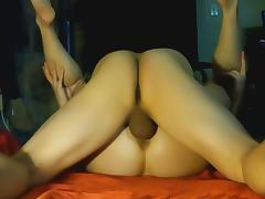 Milf fucked and creampied