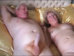Aged, Aged, Couple, Granny, Mature, Sex
